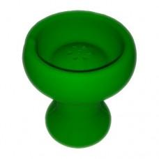 №2558 Чаша силиконовая зелёная