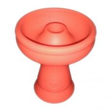 №2559 Чаша силиконовая красная