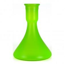 №2665 Колба для кальяна зелёная
