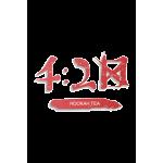 Табак для кальяна 4:20 (Четыре Двадцать) 125 грамм на ЧАЙНОМ ЛИСТЕ