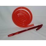 Шланг для кальяна Jaamboo (красный)
