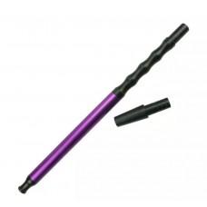 Мундштук для кальяна Violet (фиолетовый) с коннектором