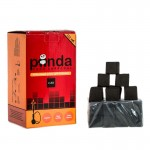 Уголь для кальяна Panda Red 1 кг 112 шт