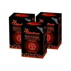 Уголь для кальяна IndoCoco 1 кг без коробки