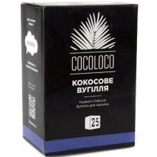 Уголь кокосовый Cocoloco 1кг